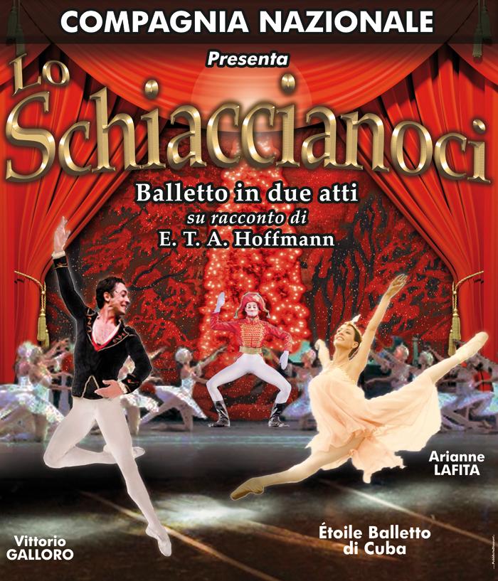 Teatro della Luna_Schiaccianoci_Compagnia nazionale raffaele paganini_Balletto di Cuba