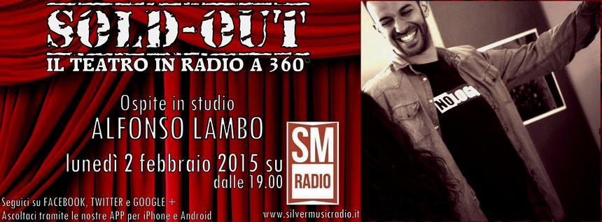 Alfonso Lambo Silvermusic Radio