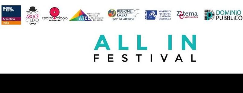 All In Festival - Logo