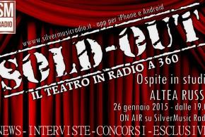 Altea Russo_Sold-Out SilverMusic Radio