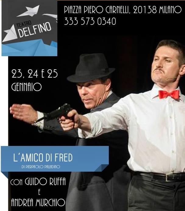 L' Amico di Fred_Fred Buscaglione_locandina