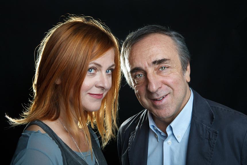 La Scuola_Silvio Orlando e Marina Massironi