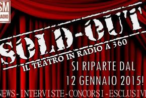 SilverMusic Radio_Giuseppe Verzicco_Sold-Out