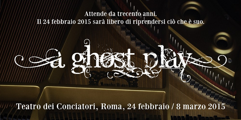 A Ghost Play