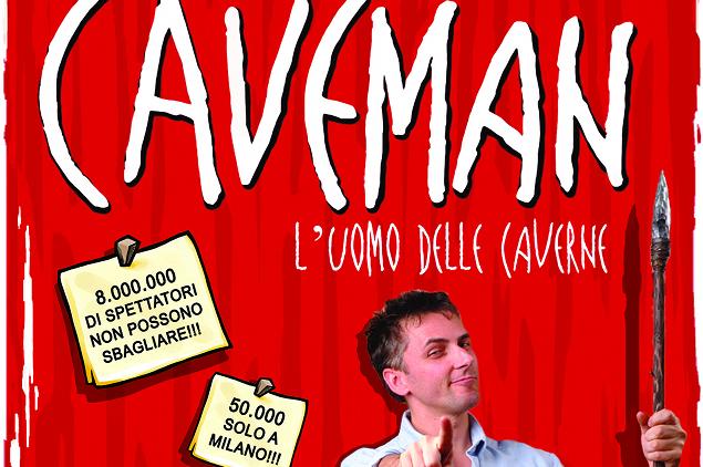 Caveman_Maurizio Colombi_Brescia_tag