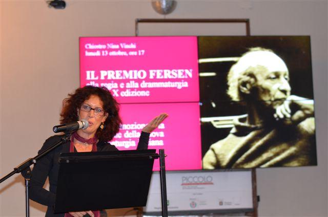 per articolo Premiazione Premio Fersen 2015
