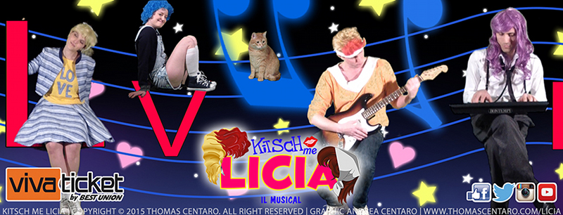 Kitsch Me Licia_Banner