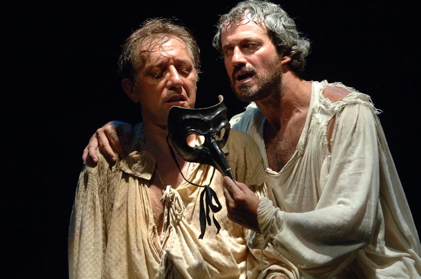 Shakespea Re di Napoli_Claudio Di Palma e Ciro Damiano