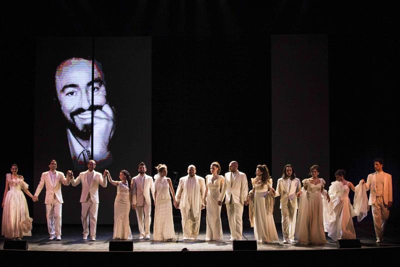 Belcanto - The Luciano Pavarotti Heritage_in scena