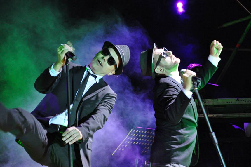 Blues and Brothers