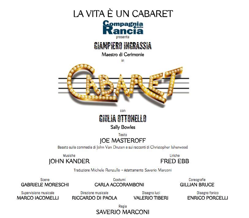 Cabaret_cast italia
