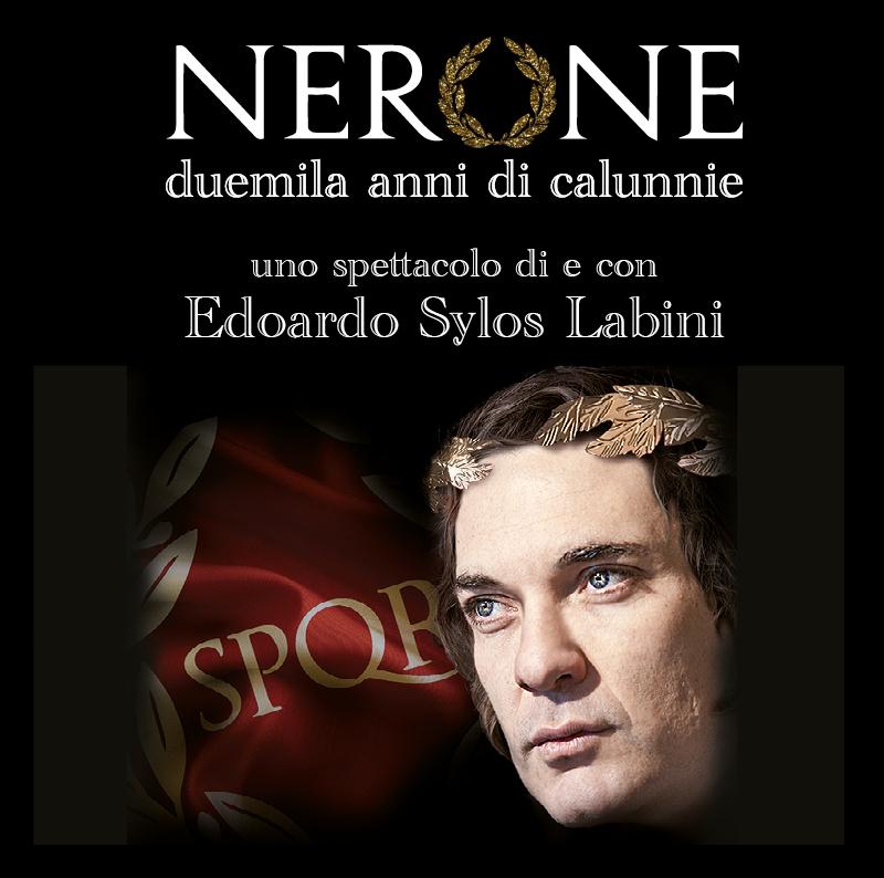 Edoardo Sylos Labini_Nerone