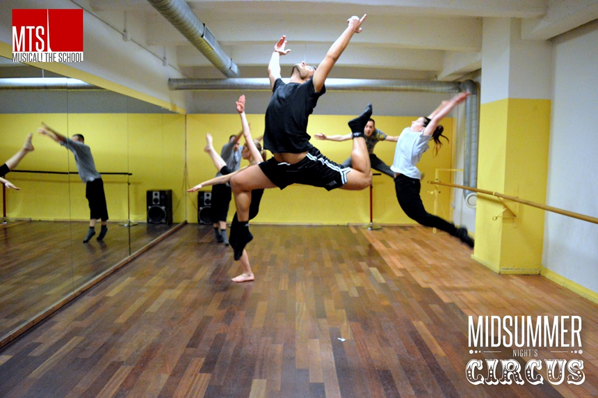 Midsummer Night's Circus musical di MTS_prove