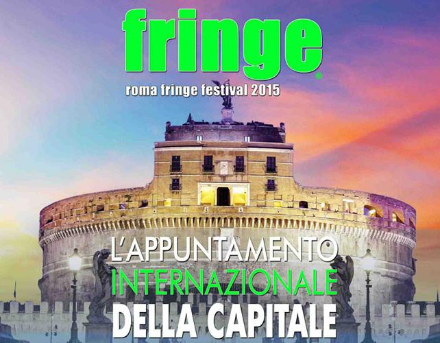 Roma Fringe Festival Castel Sant'angelo tag