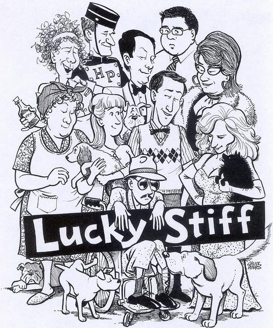 Summer Musical Festival_Lucky Stiff