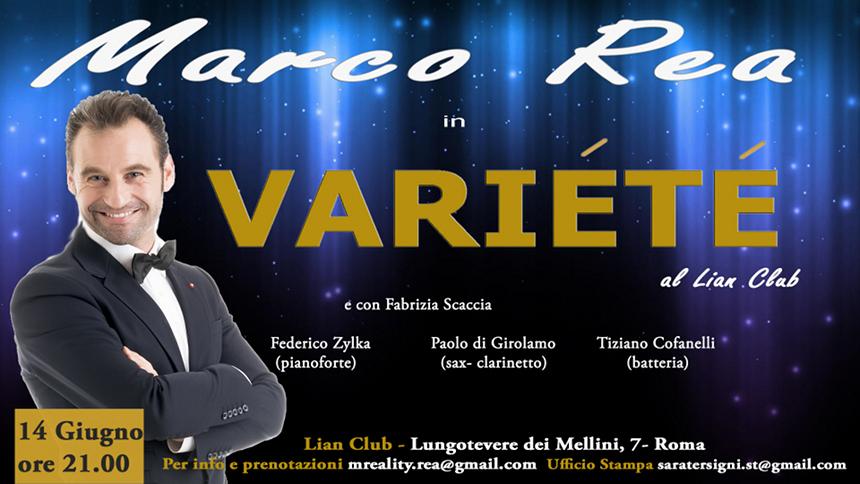 Marco Rea_variete