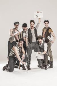 Newsies musical_cast