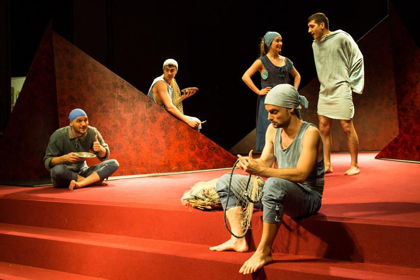 Pericle, Principe di Tiro_Accademia Silvio d'Amico