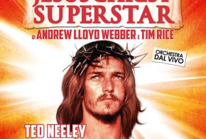 Jesus Christ Superstar_LOCANDINA TEATRO NUOVO