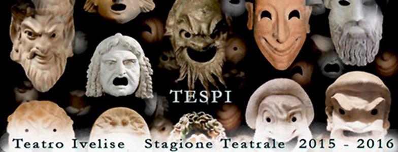 Bando Stagione Teatro Ivelise Roma 2015 2016 Tespi