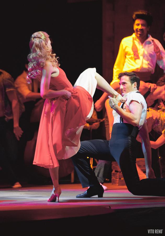 Foto scena Dirty Dancing (1) - ph Vito Renò