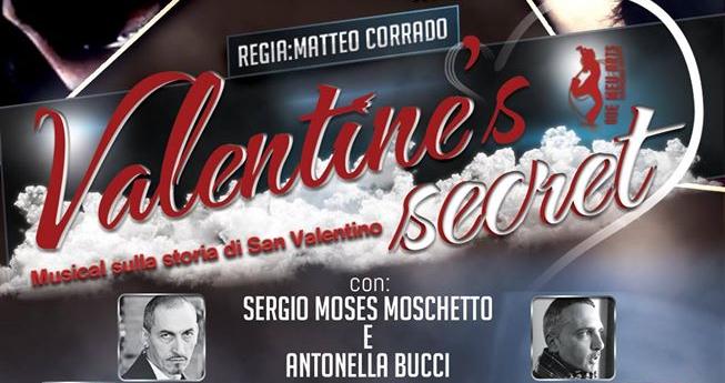 Musical Valentine's Secret_locandina tag