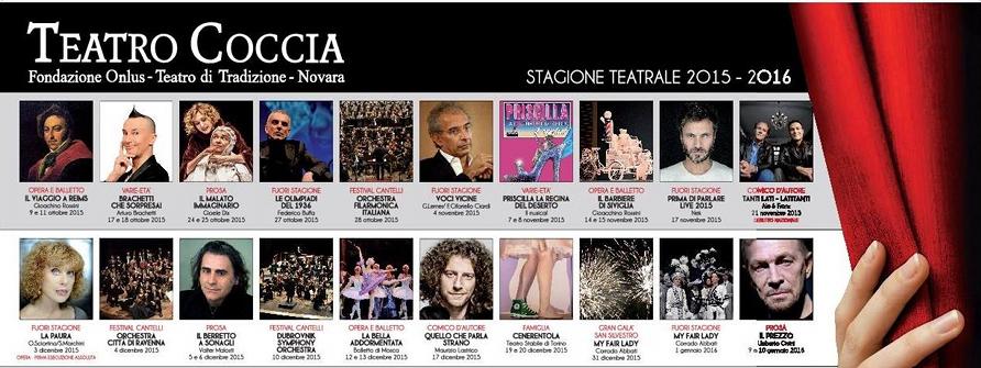 Teatro Coccia Novara 2015 - 2016 tag