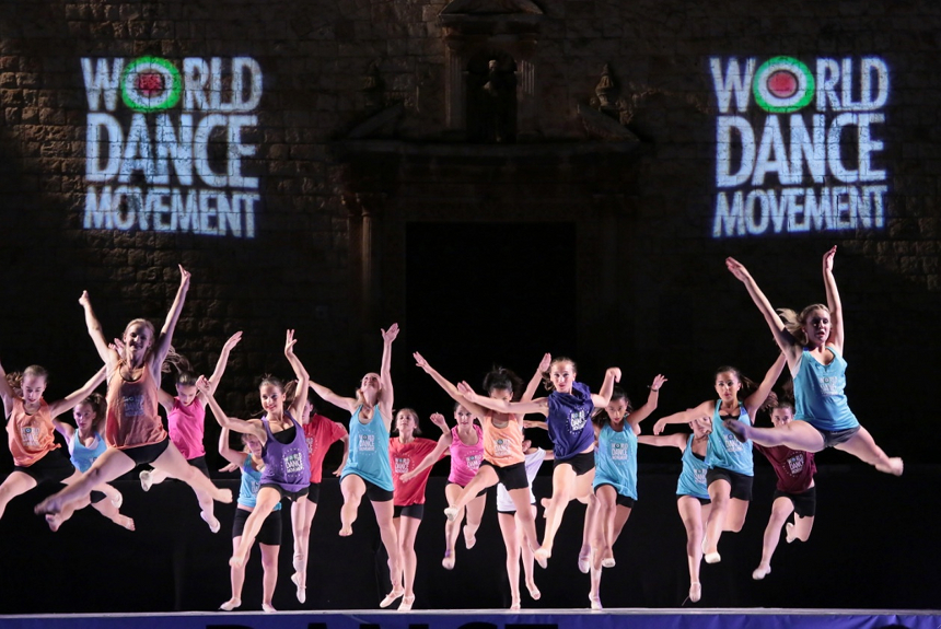 World Dance Movement stage di danza internazionale