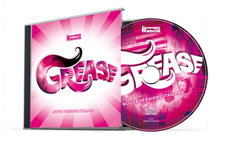 GREASE 2015_CD