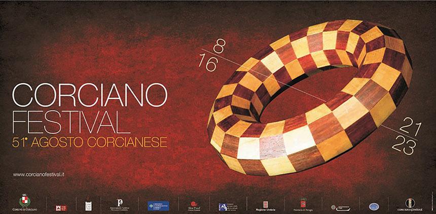manifesto Corciano Festival 2015