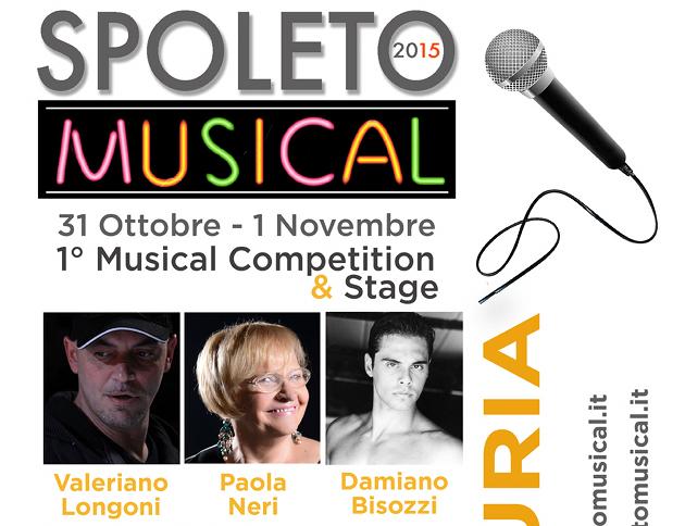 Concorso e Stage Spoleto Musical 2015_Locandina con giuria_tag