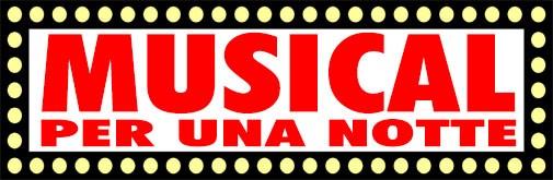 Logo Musical per una notte