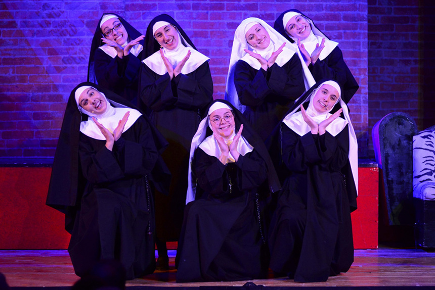 Nunsense il Musical Compagnia dell'Alba