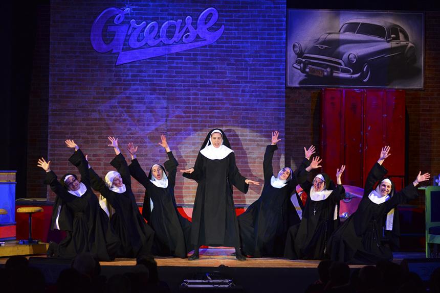 Nunsense il Musical Compagnia dell'Alba_2