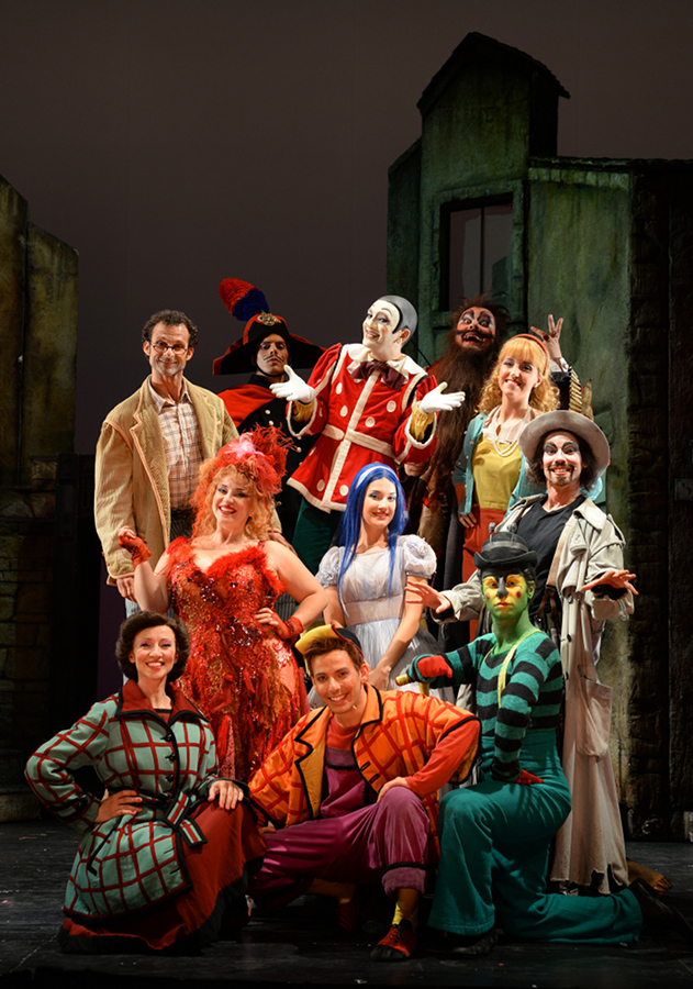 Pinocchio Il Grande Musical_Cast__ph_AlessandroPinna