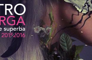 Teatro Superga 2015 2016 Torino- stagione completa