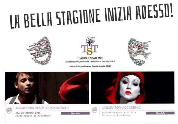TeatroSenzaTempo Locandina 2015 2016_tag