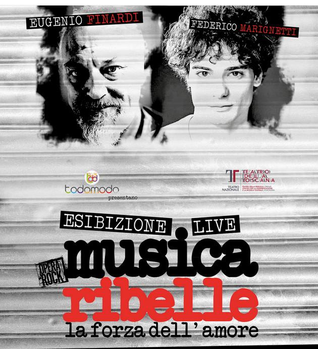 musica ribelle eugenio finardi_Concerto live 29 locandina tag