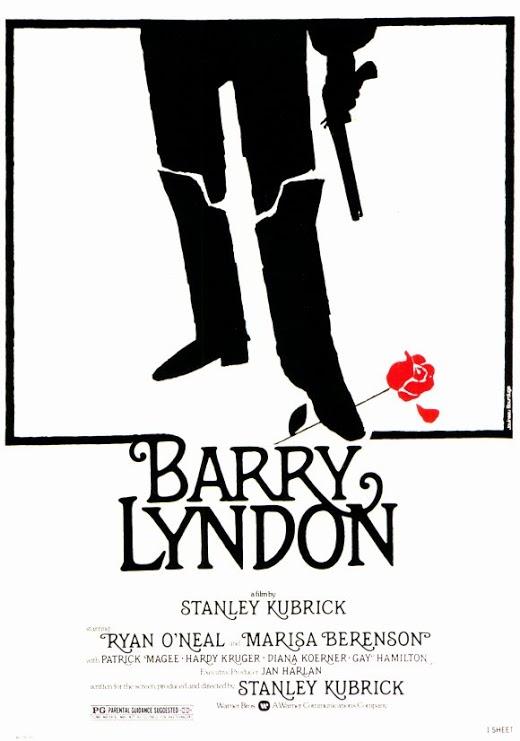 Barry Lyndon locandina