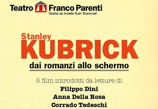 STANLEY KUBRICK- Dai romanzi allo schermo_franco perenti_locandina tag