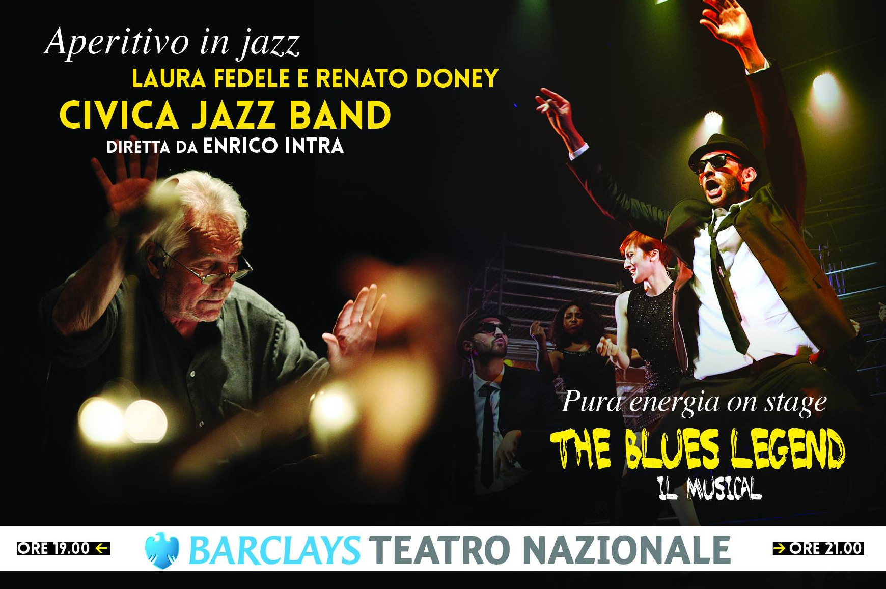 the blues legend musical_ultima settimana milano