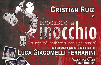 Processo a Pinocchio_locandina Sistina tag
