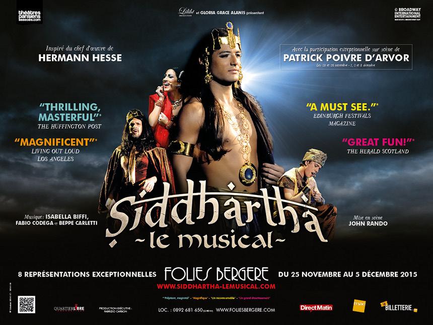 Siddhartha The Musical_LOCANDINA