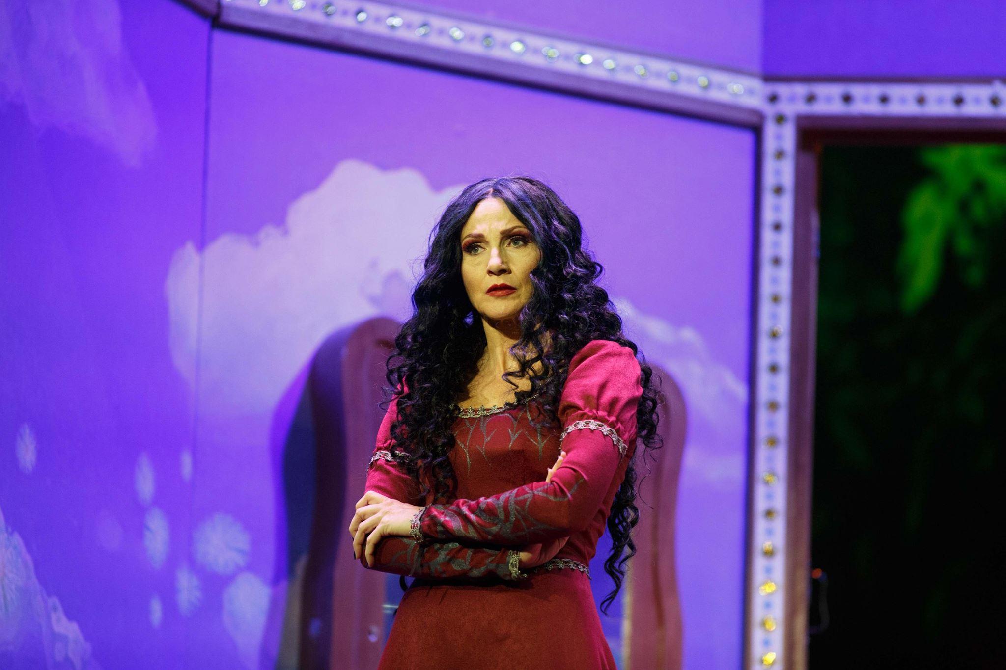Rapunzel Musical_Lorella Cuccarini
