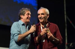 Foto Ernesto Assante e Gino Castaldo_Lezioni di Rock