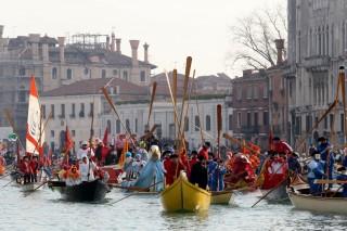 Carnevale di Venezia 2016_Alzaremi