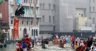 Carnevale di Venezia 2016 _Pianista