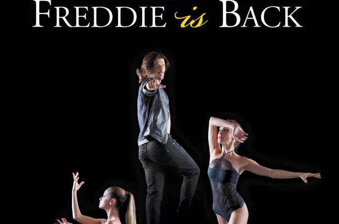 FREDDIE is Back tag