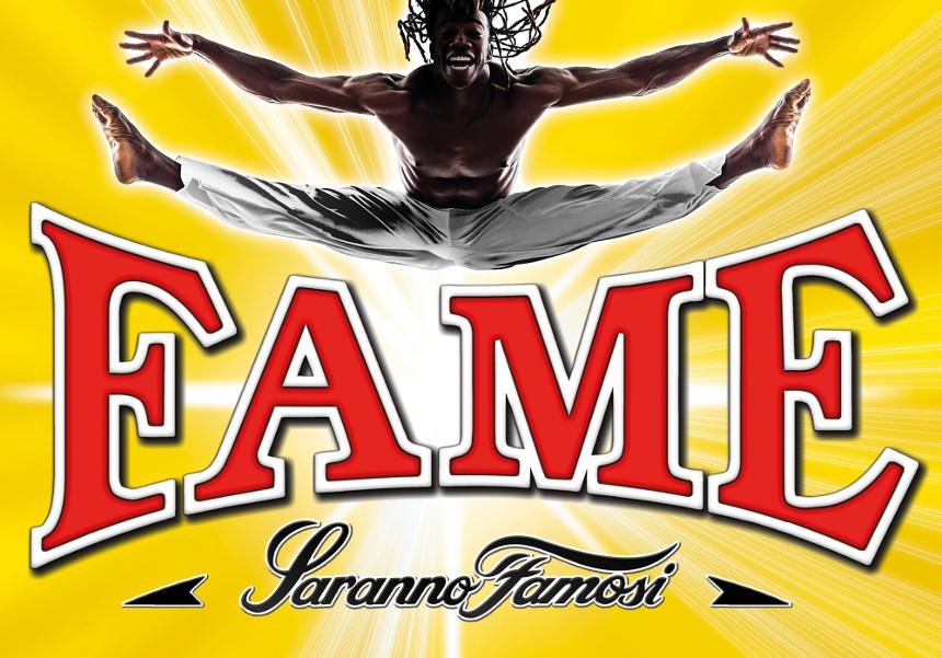 Locandina Fame Musical a Milano tag