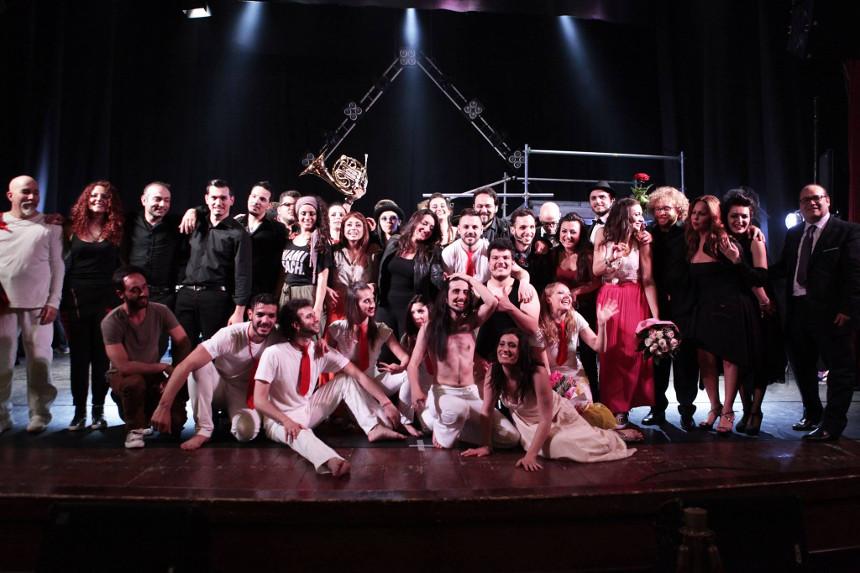 Compagnia della Croce del Sud - Jesus Christ Superstar - cast
